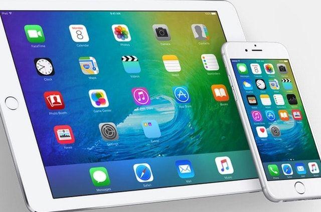 iOS 9. время, дата выхода