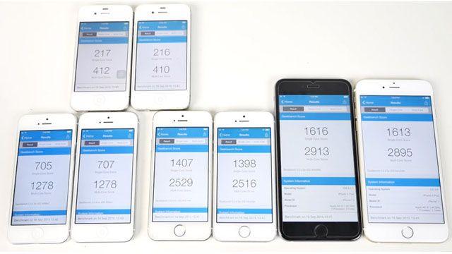 iOS 9 против iOS 8.4.1