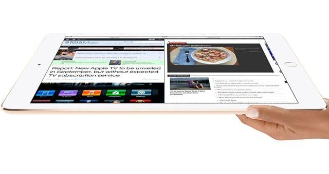 iPad Pro, новые данные