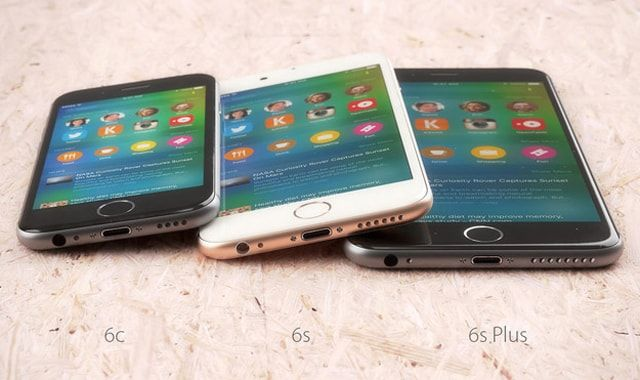 iPhone 6c, концепт, Мартин Хайек