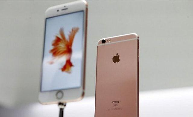 iPhone 6s, процессоры