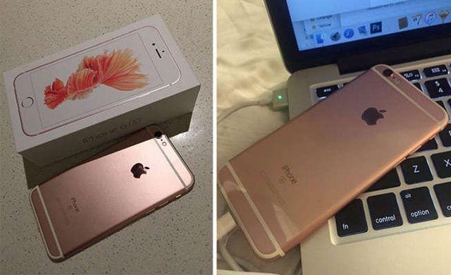 iPhone 6s, первый покупатель