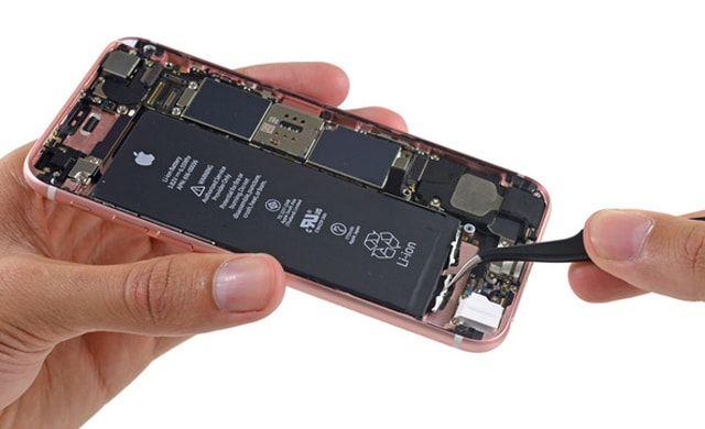 iPhone 6s, iFixit