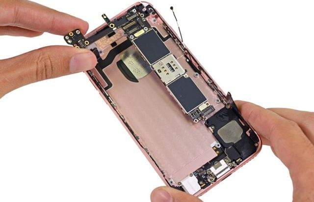 iPhone 6s, iFixit