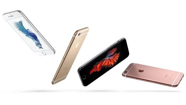 iPhone 6s, iPhone 6s Plus, цена
