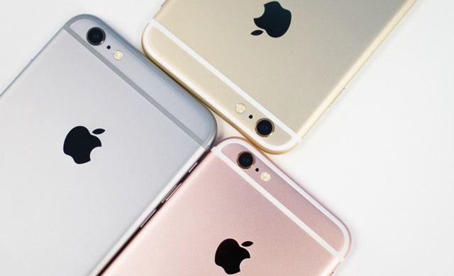 iPhone 6s, перегрев