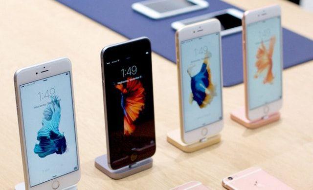 iPhone 6s, продажи в первый уикенд