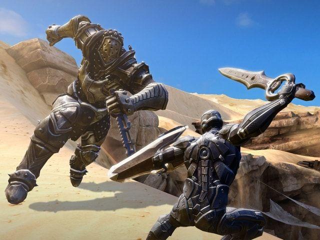 Infinity Blade III