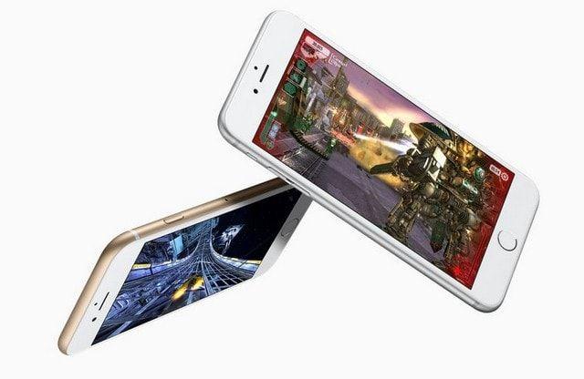 iPhone6s, iPhone 6 и iPhone 5s