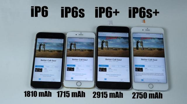 iPhone 6, iPhone 6 Plus, iPhone 6s и iPhone 6s Plus