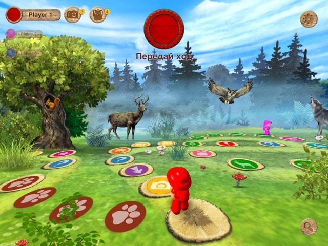 """Игра-викторина """"Мы изучаем мир: приключения в лесу"""" для iPhone и iPad"""