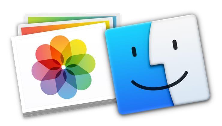 «Фото» на Mac