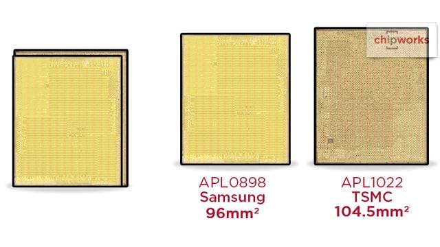 A9, TSMC, Samsung