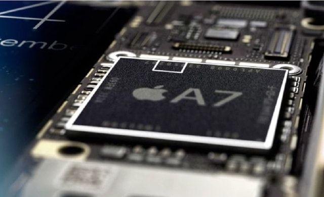 Apple, А7, суд, патент