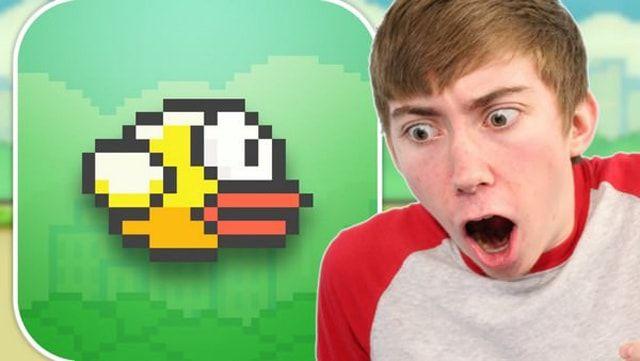 игры аля Flappy Bird