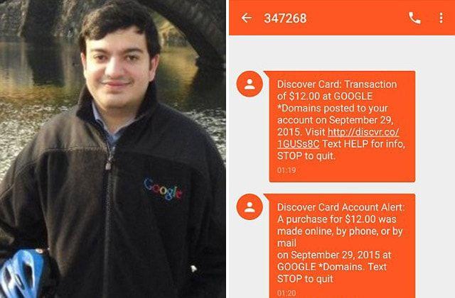 google.com, домен