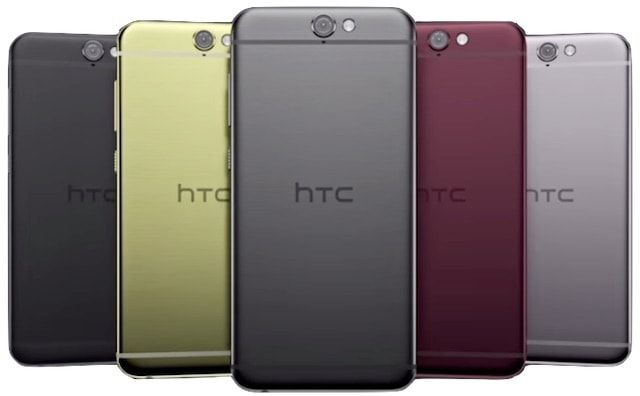 Цвета HTC One A9