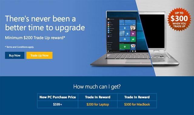 Microsoft, акция, обмен