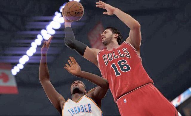 NBA 2k16, игра, iOS