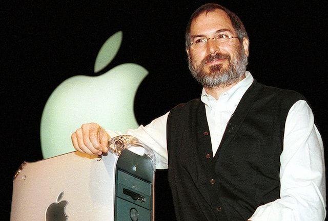Стив Джобс в 1999