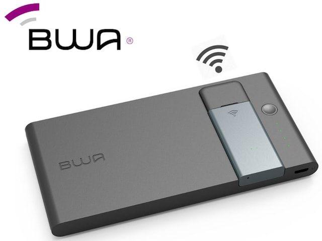U+ - беспроводная USB-флешка, способная подзарядить iPhone или iPad