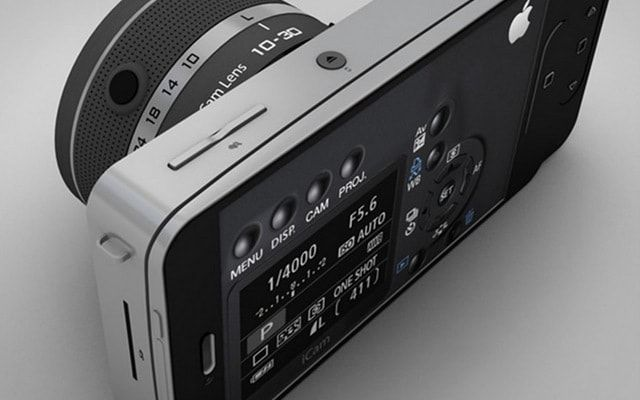 Камера Apple