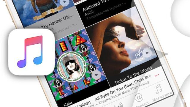 apple music yablyk