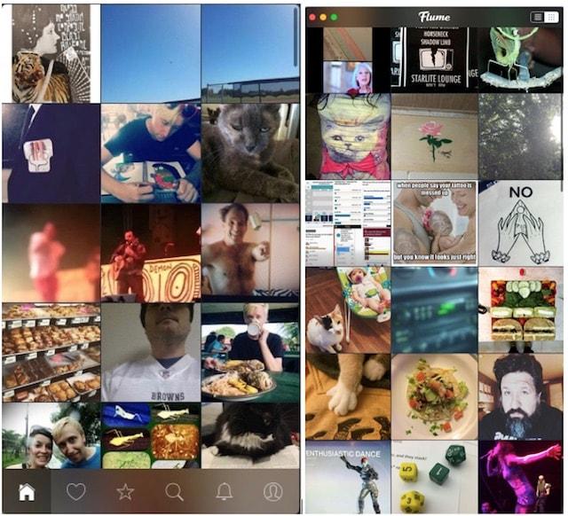 flume - клиент instagram для mac