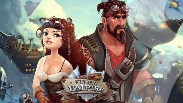 Flying Empire - массовая онлайн-стратегия для iPhone и iPad