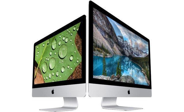 iMac, обновление