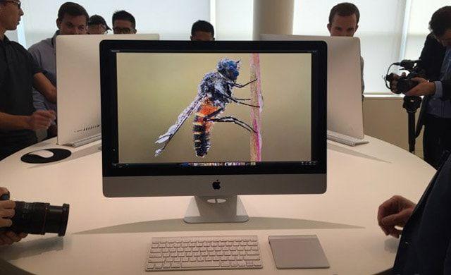 iMac 21.5 люймов, 4K дисплей