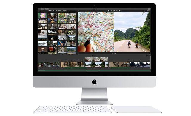 iMac, benchmark. производительность