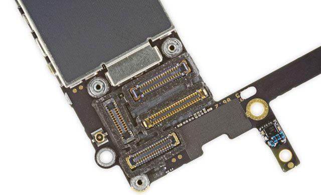 iPhone 6s, iFixit, водонепроницаемость