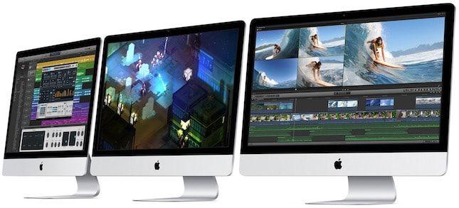 производительность iMac 2015 года