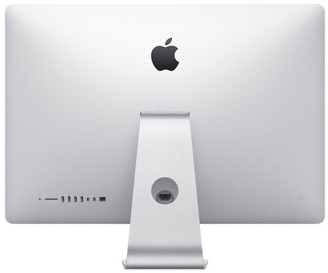iMac 27 сзади
