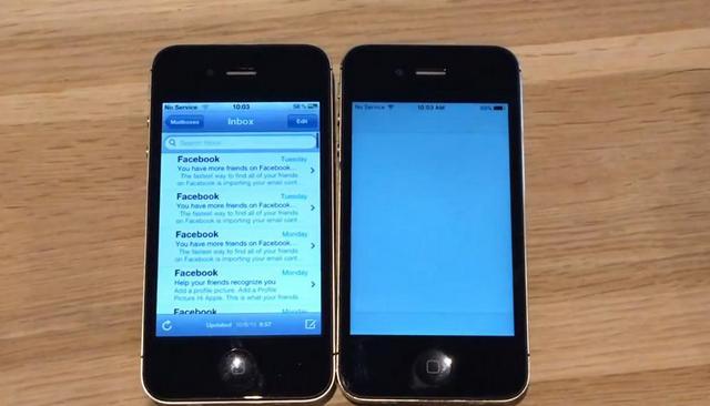 Тест на скорость: iOS 5.0.1 против iOS 9.0.2