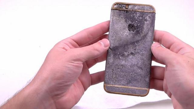 Тест: iPhone 6s против брома