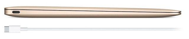 MacBook с 12-дюймовым дисплеем Retina