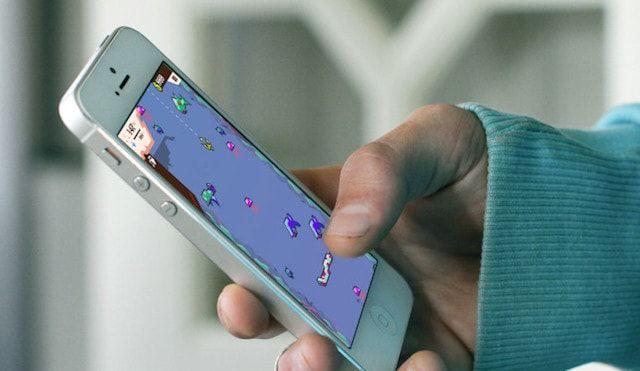 Лучшие игры для iPhone, в которые можно играть одной рукой