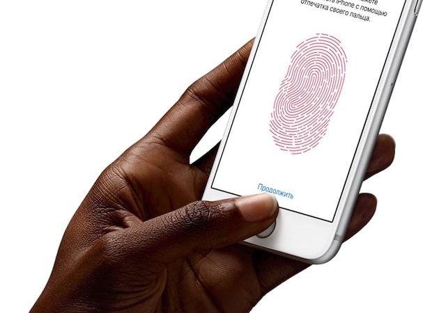 Как смотреть уведомления, дату или открыть камеру в iPhone и iPad, если датчик отпечатков пальцев Touch ID сразу же открывает домашний экран
