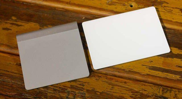 Apple Trackpad - две последние модели