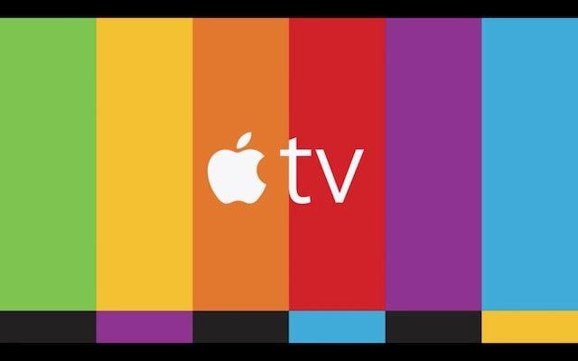 Реклама Apple TV
