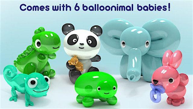 Balloonimals для детей