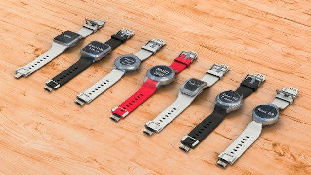 CharSpace – ремешок для Apple Watch