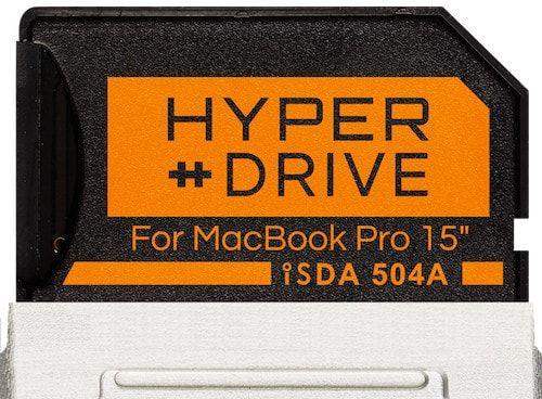 HyperDrive Storage Expander - адаптер для microSD-карты