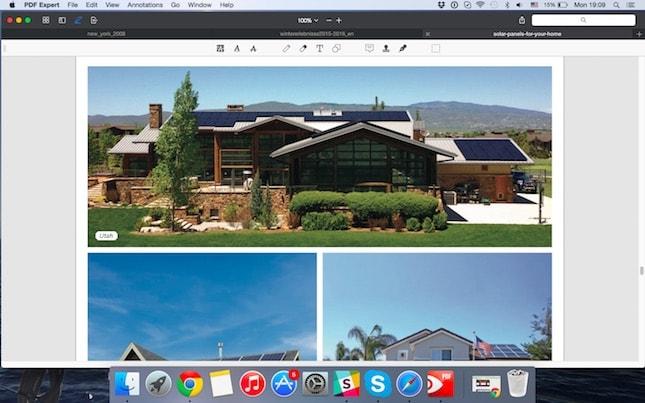 pdf expert for mac - редактор PDF для Mac