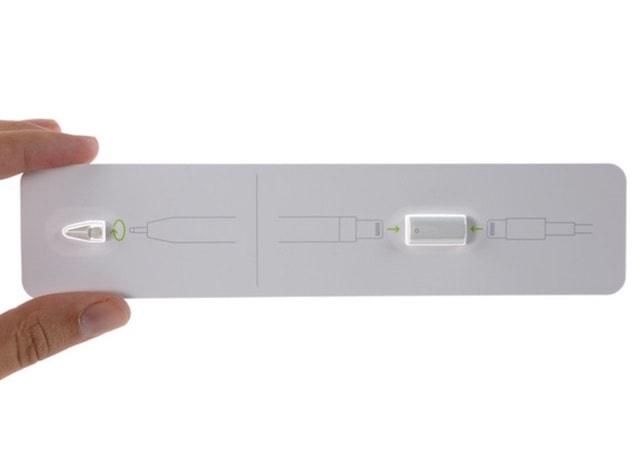 iFixit разобрали стилус Apple Pencil
