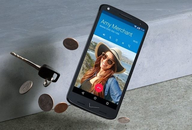 Небьющийся смартфон Motorola Droid Turbo 2