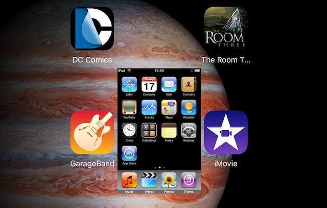 iPad Pro vs Original iPhone