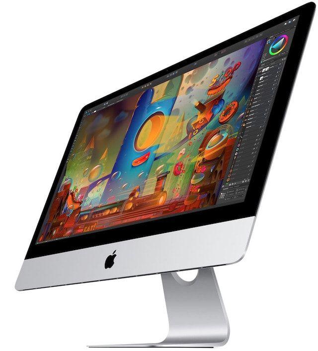 цветопередача новых iMac